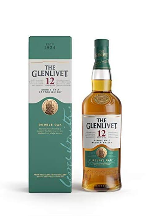 The Glenlivet 12 Year Old Single Malt Scotch Whisky 70 Cl