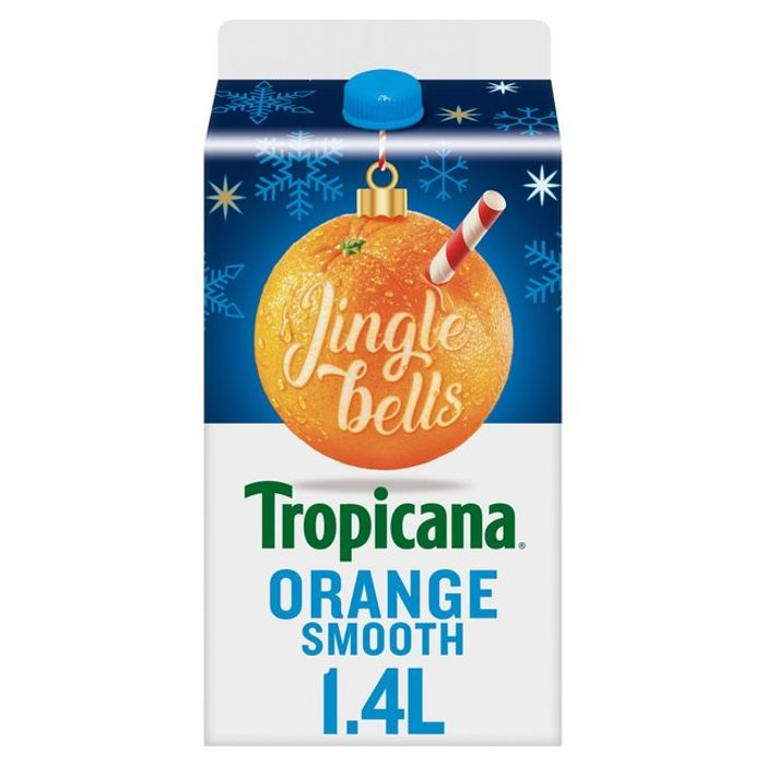 Cheap Tropicana Smooth Orange Juice 1.4L, Only £2!