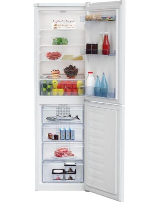 BEKO CXFP1582W 50/50 Fridge Freezer - 47% OFF