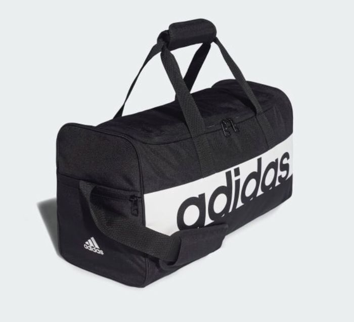 Adidas Linear Performance Duffle Bag Small Now £11.52 with Code See Description