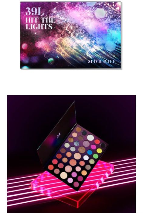 39L HIT the LIGHTS ARTISTRY PALETTE Now 25% off with Code