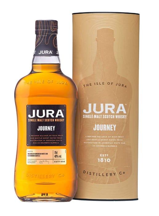 Lightning Deal! Jura Journey Single Malt Whisky, 70 Cl