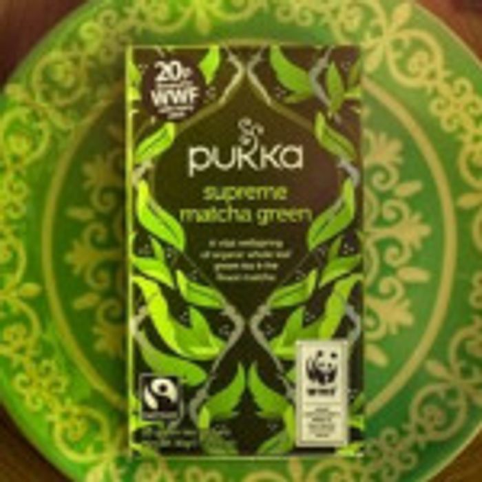 Free Welcome Pack from PUKKA HERBS