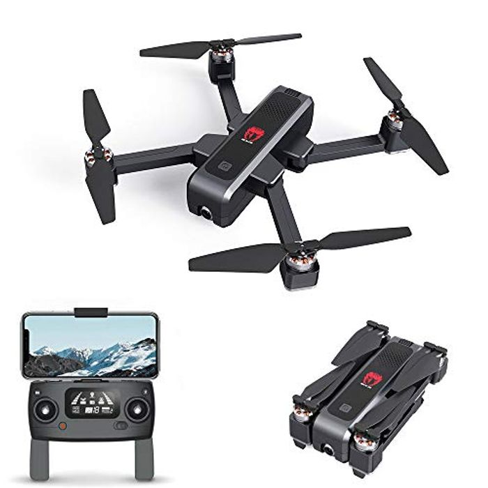 EACHINE EX3, Drone with Camera for Adults, Drone 4K Camera