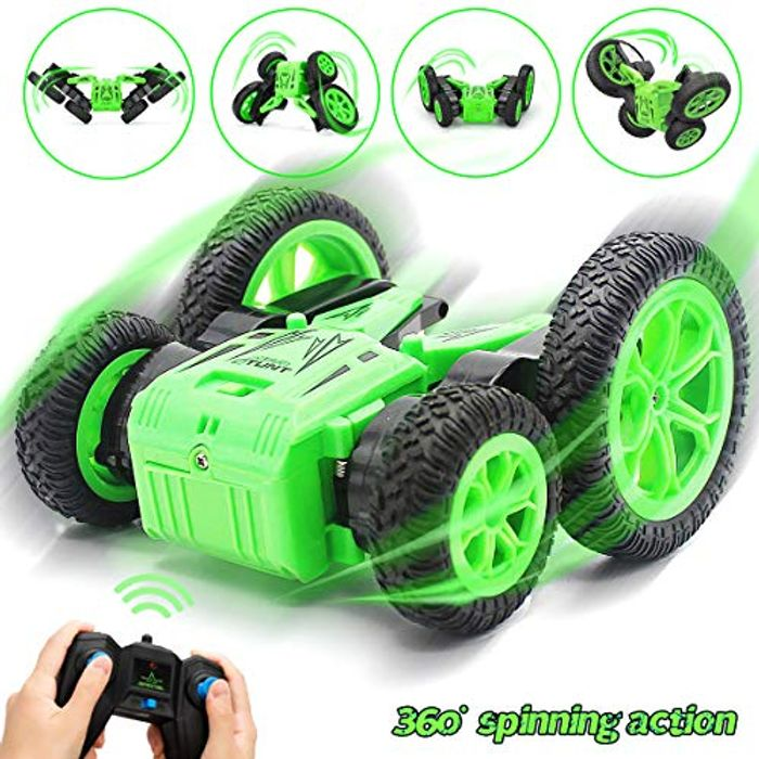 JYToyz RC Stunt Car at Amazon