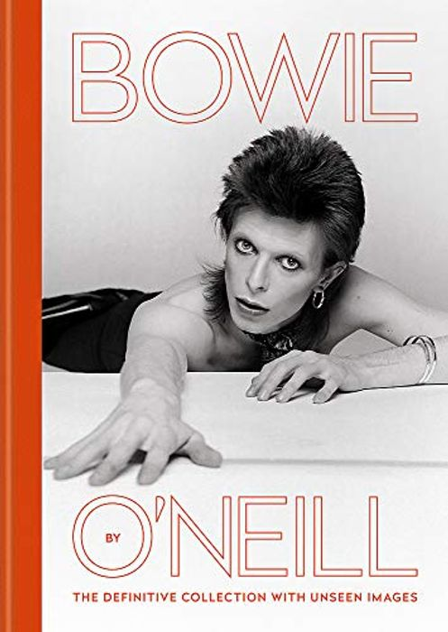 Bowie Book with free delivery