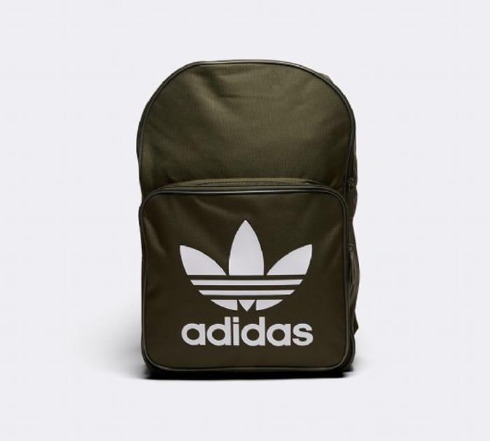 Adidas Originals Classic Trefoil Backpack Now £14.99