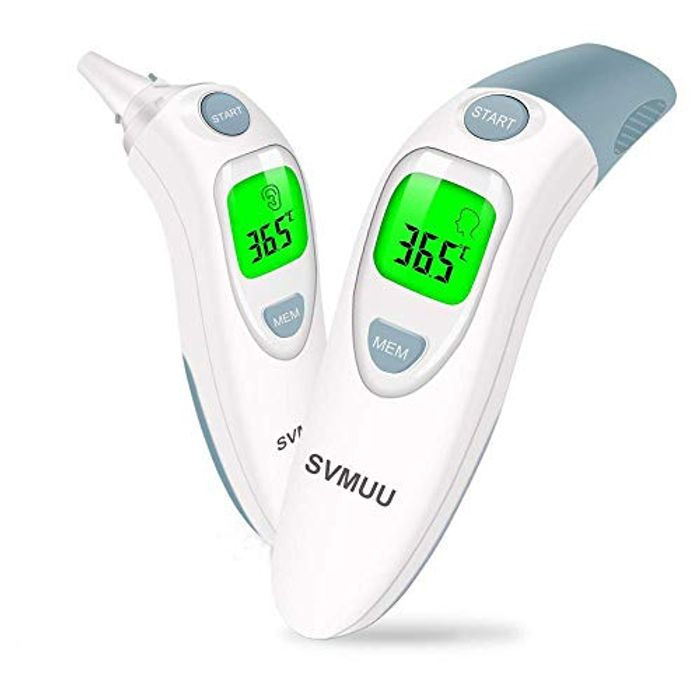 Ear And Forehead Digital Infrared Thermometer 11 99 At Amazon Latestdeals Co Uk