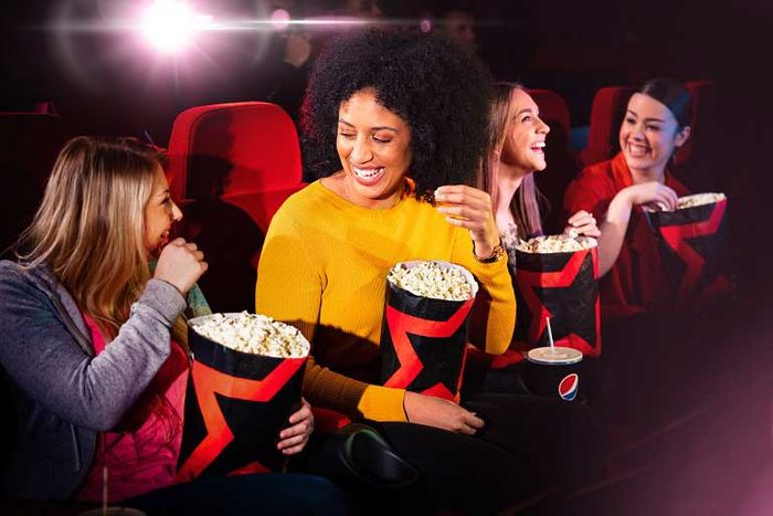 £20 off worth of Cinema Snacks with Voucher Code When You Join at Cineworld