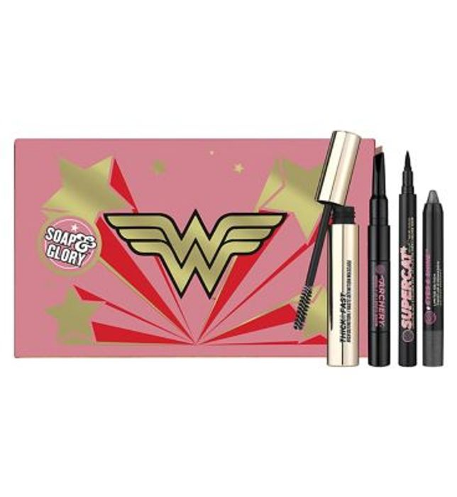 Soap & Glory Wonder Woman the Eye's the Limit Eye Collection