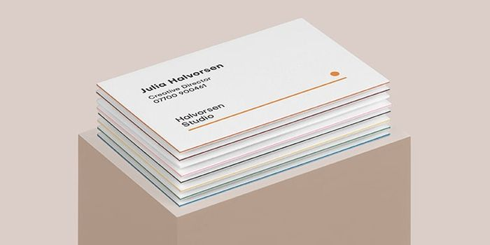 15% off Business Cards at Moo