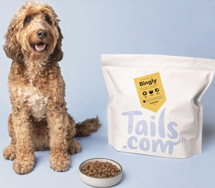Free Dog Food Box (Worth up to £54)