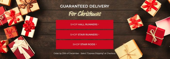 10% off at Carpet Runners UK with Voucher Code