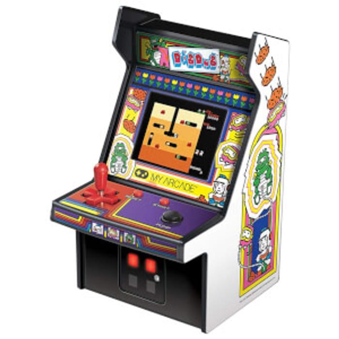 Mini Retro Arcade Games Were £49.99 Each Now 2 for £25 FREE NDD
