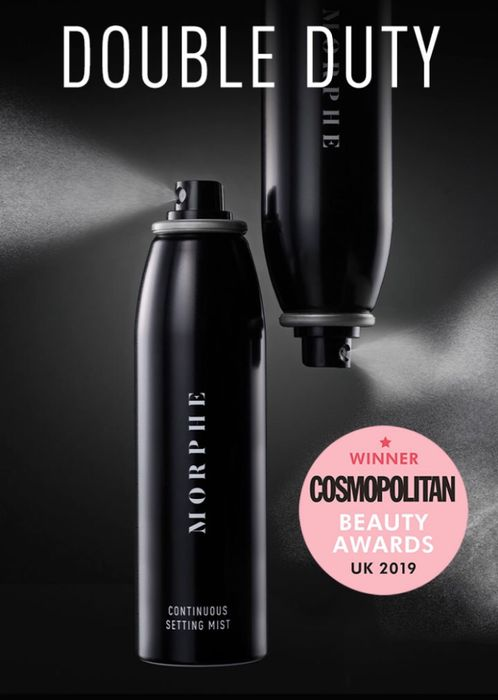 Two for £22 on Morphe Mist Spray Free Delivery