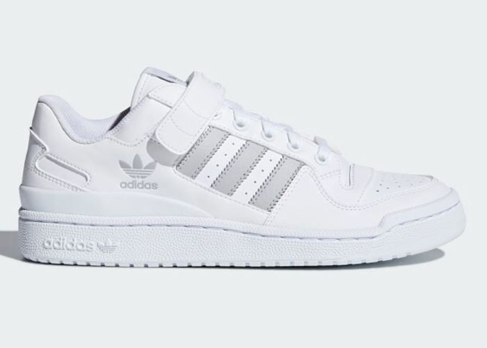 Adidas Forum Low Trainers Now £29.98 Size 6.5 to 11.5 Now £29.98 with Code
