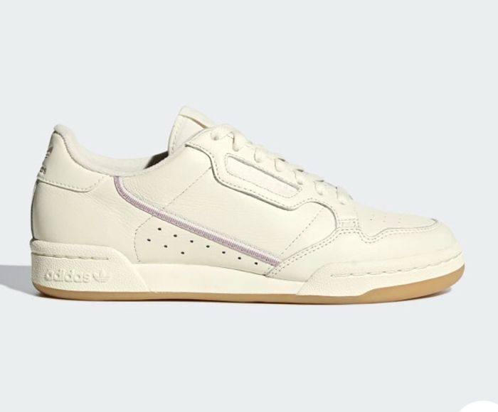 Womens Adidas Continental Trainers Now £28.11 Sizes 3.5 up to 8.5 with Code