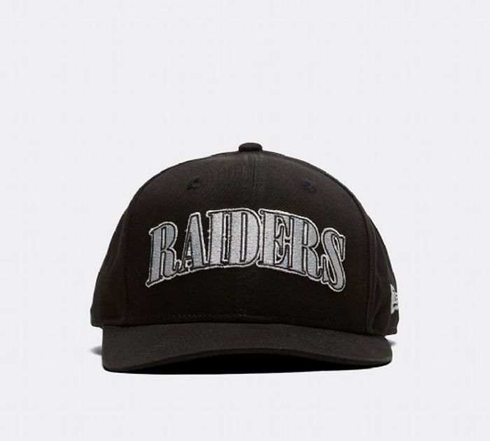New Era 9FIFTY Curved Visor Raiders Cap Now £4.99 Size S/M