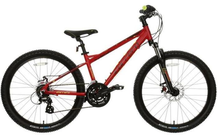 "*SAVE £64* Carrera Blast Junior Mountain Bike - 24"" Wheel"