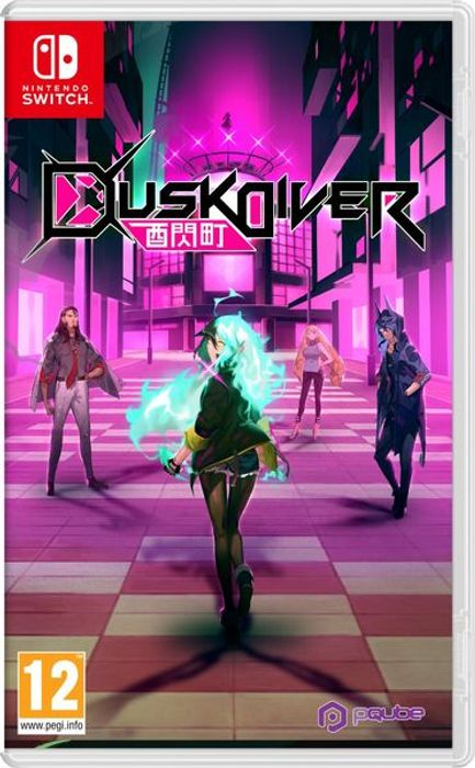 Nintendo Switch Dusk Diver Day 1 Edition £14.85 at Shopto