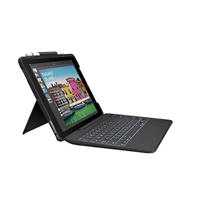 """Logitech 920-008448 iPad Pro 10.5 """"Keyboard Case"""