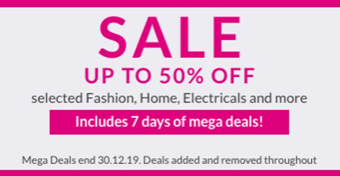 VERY Has 7 Days of Mega Sales.