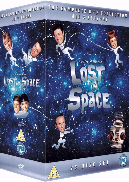 Cheap Lost in Space - Complete 23 DVD Box Set Save - £73