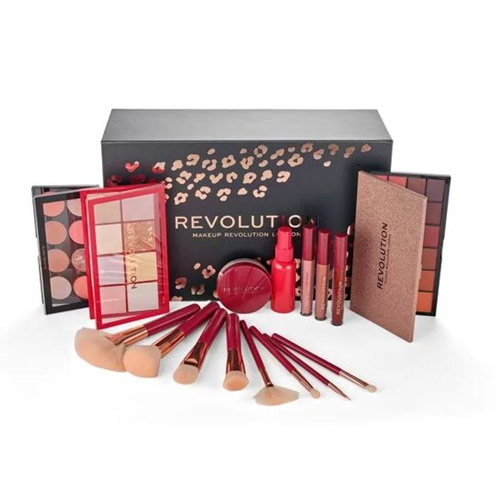 Cheap Revolution You Are the Revolution Vegan Make up Gift Set, Only £30!