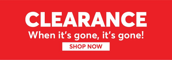 Clearance Sale Now on at the Card Factory