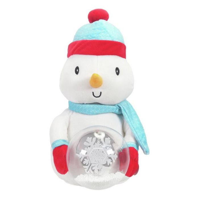 Argos Home Snowman Animated Soft Toy