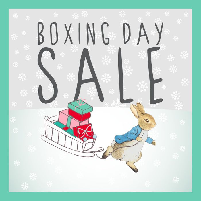 Beatrix Potter Gifts - Boxing Day Sale!