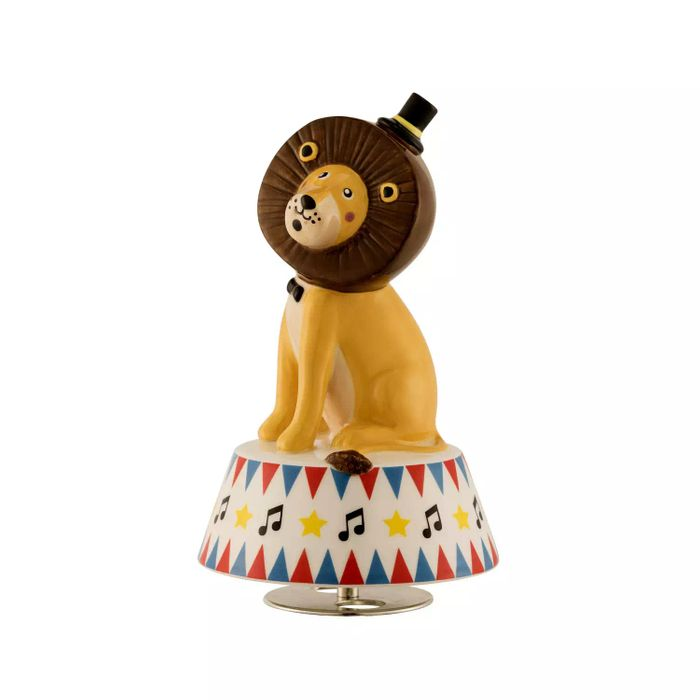 Cheap Aynsley China Circus Lion Musical - Save £10!