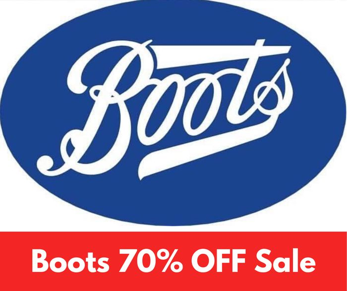 CHEAP! Boots up to 70% off Sale - Started on Friday!