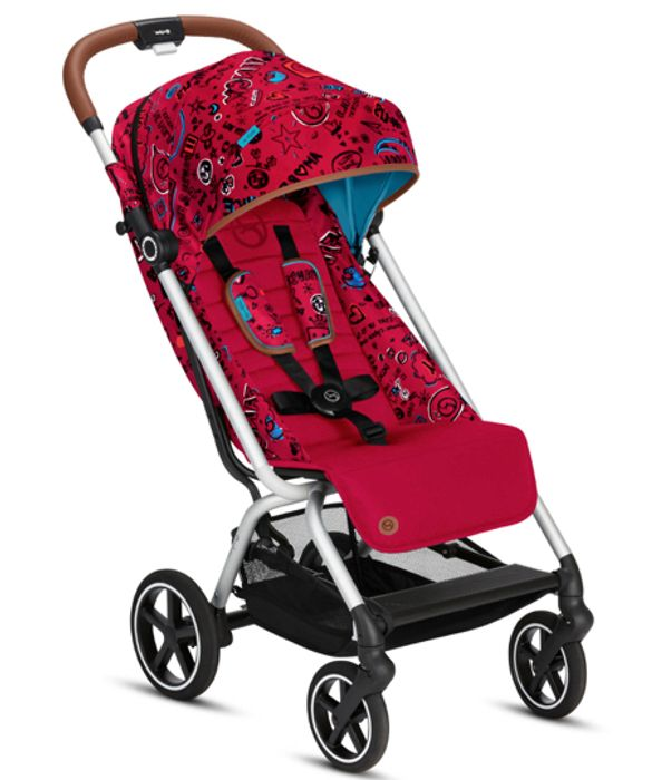 Cybex Eezy S+ Gold Pushchair -Red, Green, Grey or Blue
