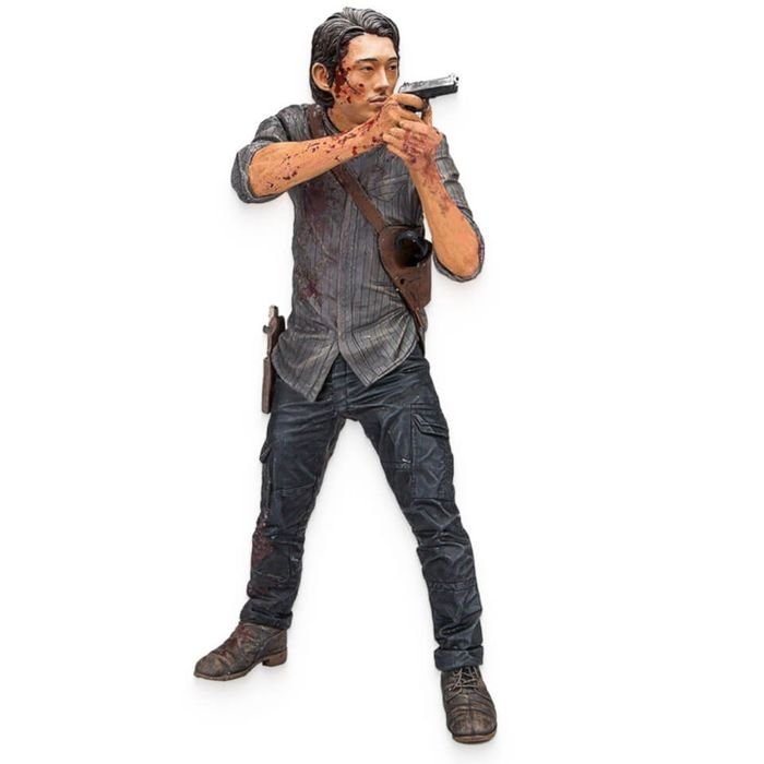 "McFarlane Walking Dead Glenn 'Legacy' Edition 10"" Figure"