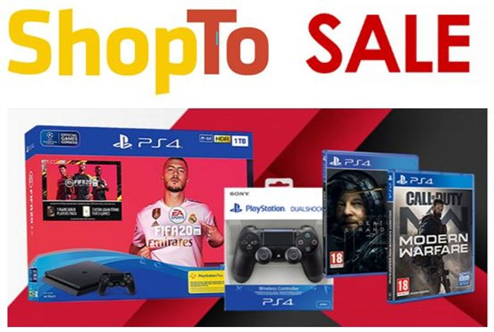 Special Offer - Big Discounts on PS4, Xbox & Switch Consoles & Games