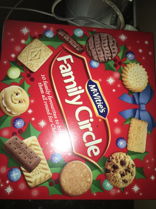 McVities Family Circle Biscuits down to £1
