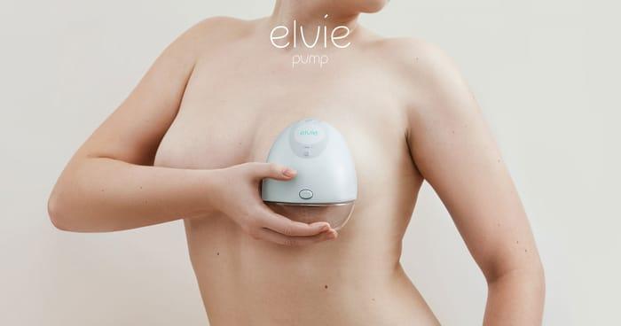 Exclusive 15% off Elvie Breast Pump at Elvie