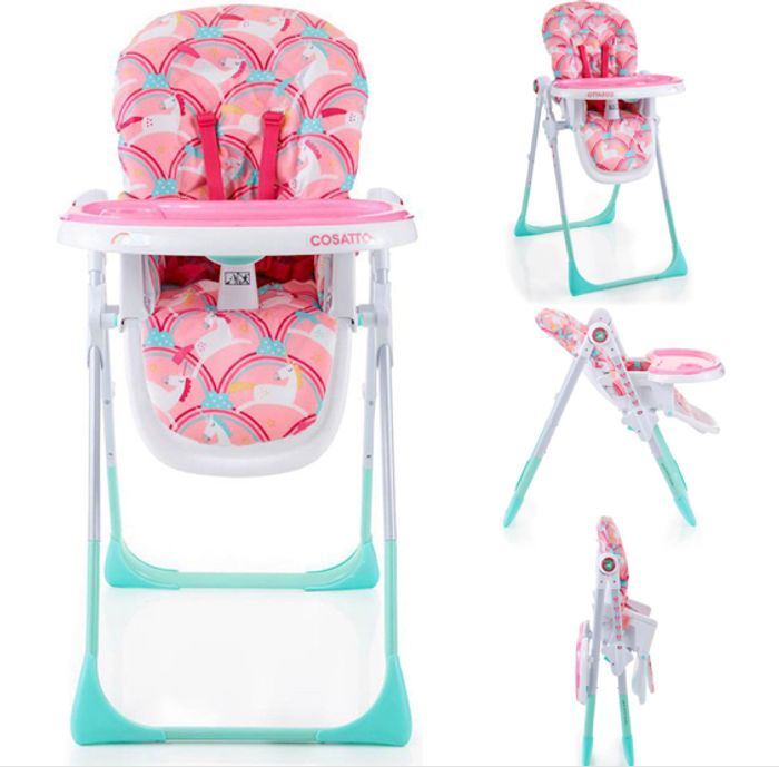Cosatto Noodle Supa Highchair - 6 Designs