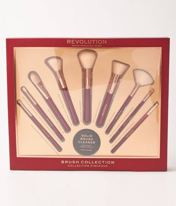 Make up Revolution Brush Collection