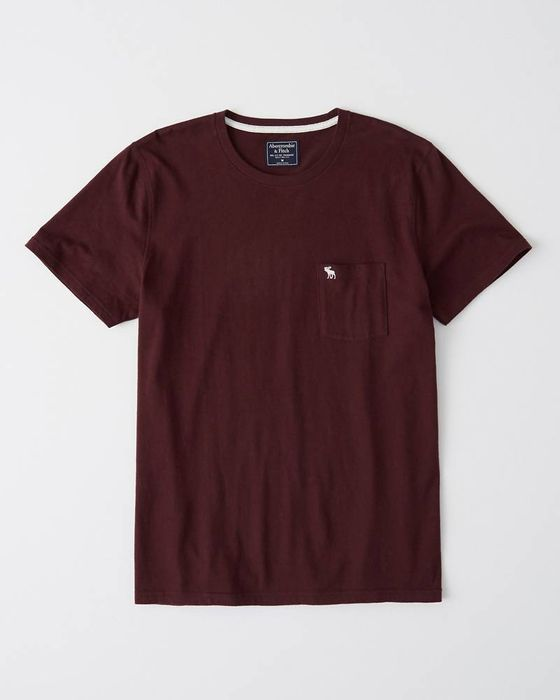 Abercrombie & Fitch Icon Pocket Tee