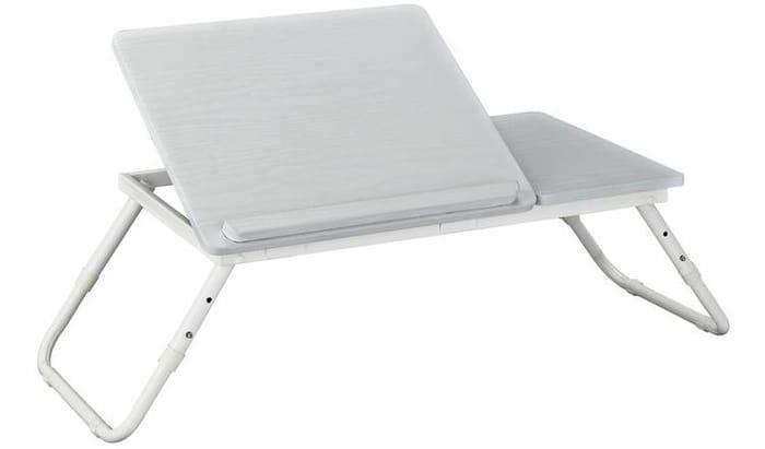 Argos Home Portable Laptop Tray - White Only £12.5