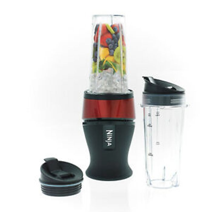 Nutri Ninja Blender & Smoothie Maker 700W - QB3001UKMRS