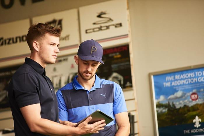 Free 30 Min Golf Lesson at American Golf