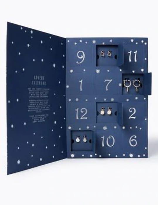 M&S Collection Christmas Jewellery Advent Calendar