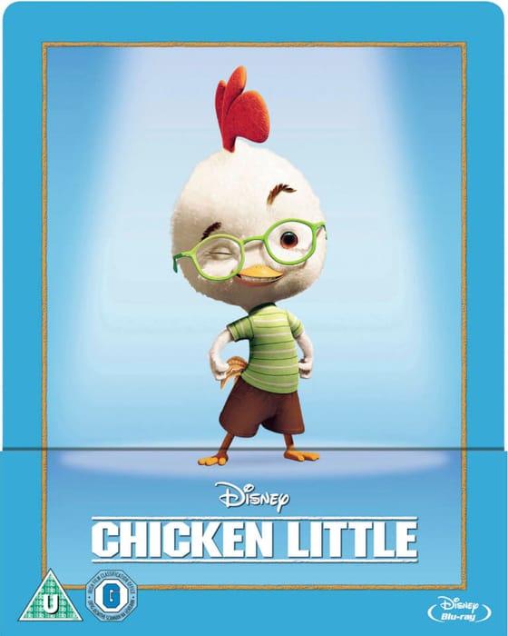 Best Price! Chicken Little - Zavvi Exclusive Limited Edition Steelbook