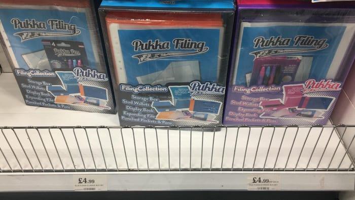 Pukka Filing Storage Box Set
