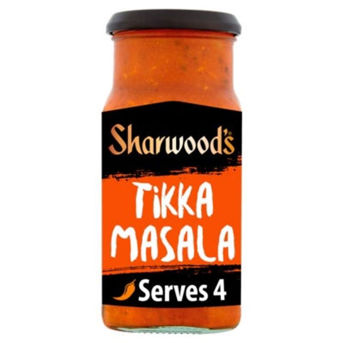 Sharwood's Tikka Masala Medium Curry Cooking Sauce
