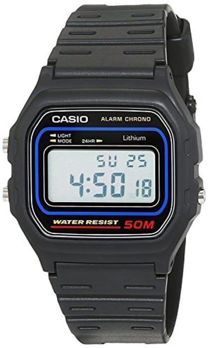 Casio Collection Women's Watch W-59-1VQES