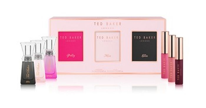 Cheap Ted Baker Sweet Things Come in Three Gift Set, Only £16.66!